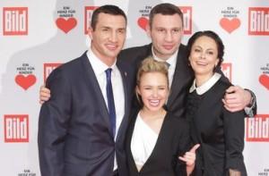 9% вболівальників прагнуть, щоб Віталій Кличко помстився Фьюрі за нещодавню поразку брата