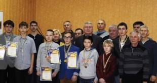 У Кременчуцьку юний радіоконструктор показав клас