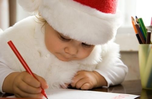 Як написати листа Діду Морозу