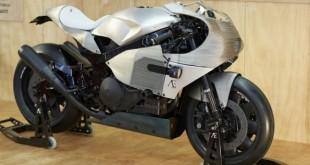Мотоцикл Praem SP3 на базі Honda VTR тисячу SP1