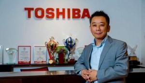 Компанія Toshiba покидає російський ринок