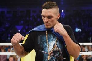 Усик кинув виклик чемпіону світу з Польщі після перемоги над Родрігесом