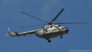 Російський вертоліт порушив фінський повітряний простір