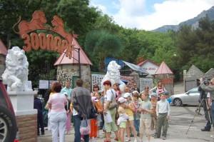 В окупованому Криму закривається найвідоміший зоопарк. Власник звинуватив окупантів у свавіллі