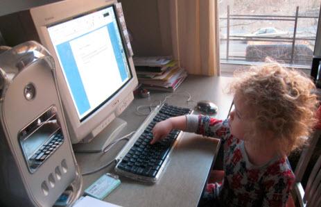 Влияние компьютера на детей и здоровье ребёнка. Для родителей!