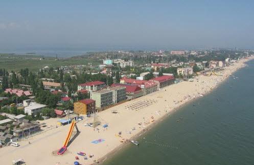 Затока Одесская область