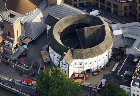 Дух театра Шекспира до сих пор живёт в «Глобусе»