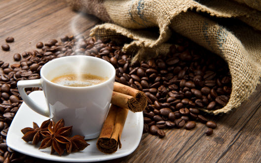 Интересно: история распространения кофе