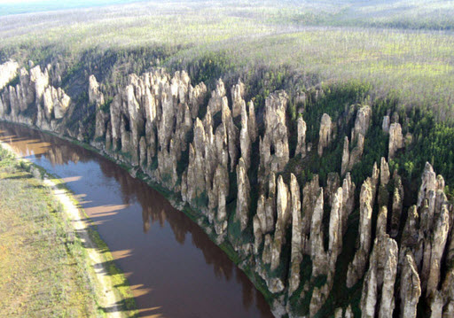 В «Каменном лесу» Мадагаскара можно ходить только на цыпочках