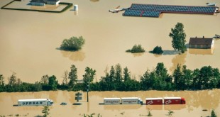 Наводнение или потоп: как себя вести?