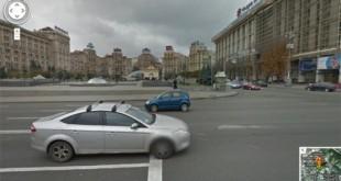 Google Street View Ukraine