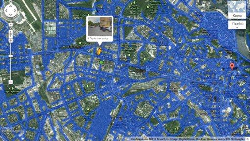Google Street View тепер і в Україні