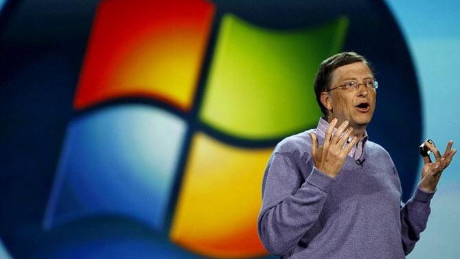 Билл Гейтс и Майкрософт