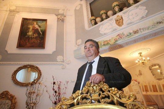 Цыганский барон Флориана Чиоаба (фото)