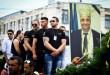 Похорон цыганского барона Флориана Чиоаба (фото)