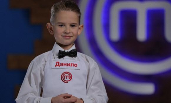 Данила Кива МастерШеф Дети