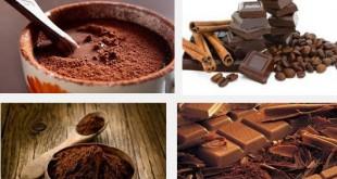 Шоколад и какао генерируют гормон радости
