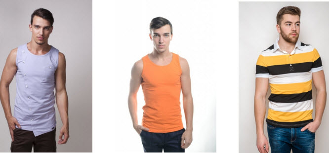 Летние модные футболки нужны в достаточном количестве