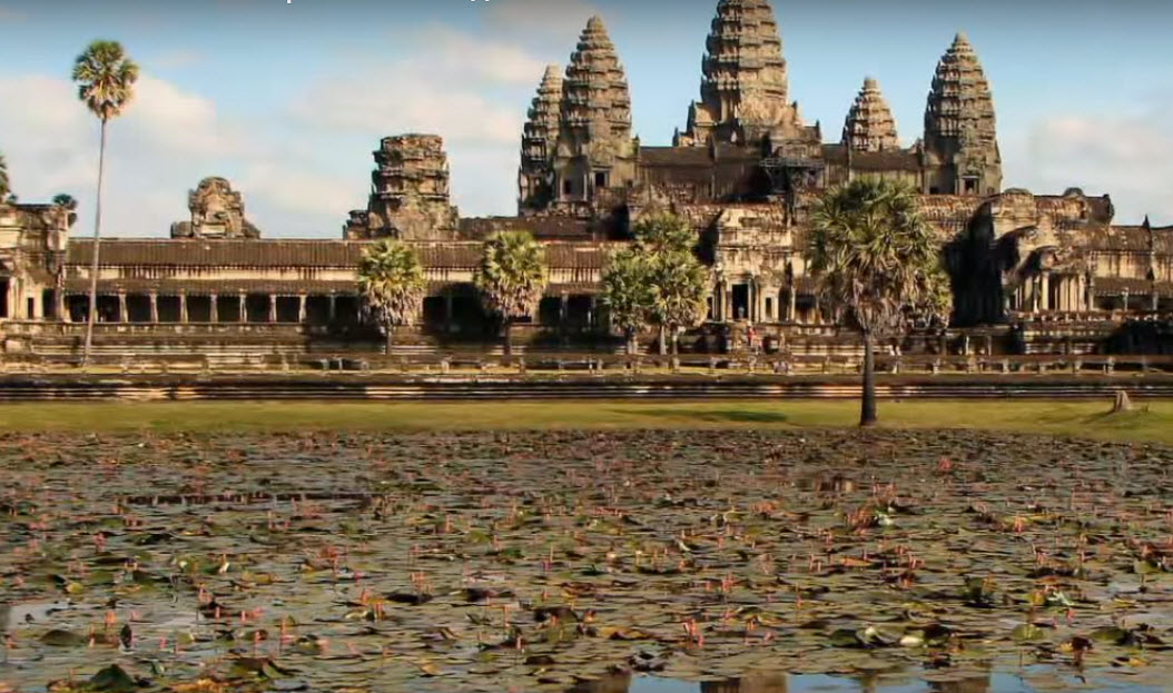 Храмовый комплекс Ангкор