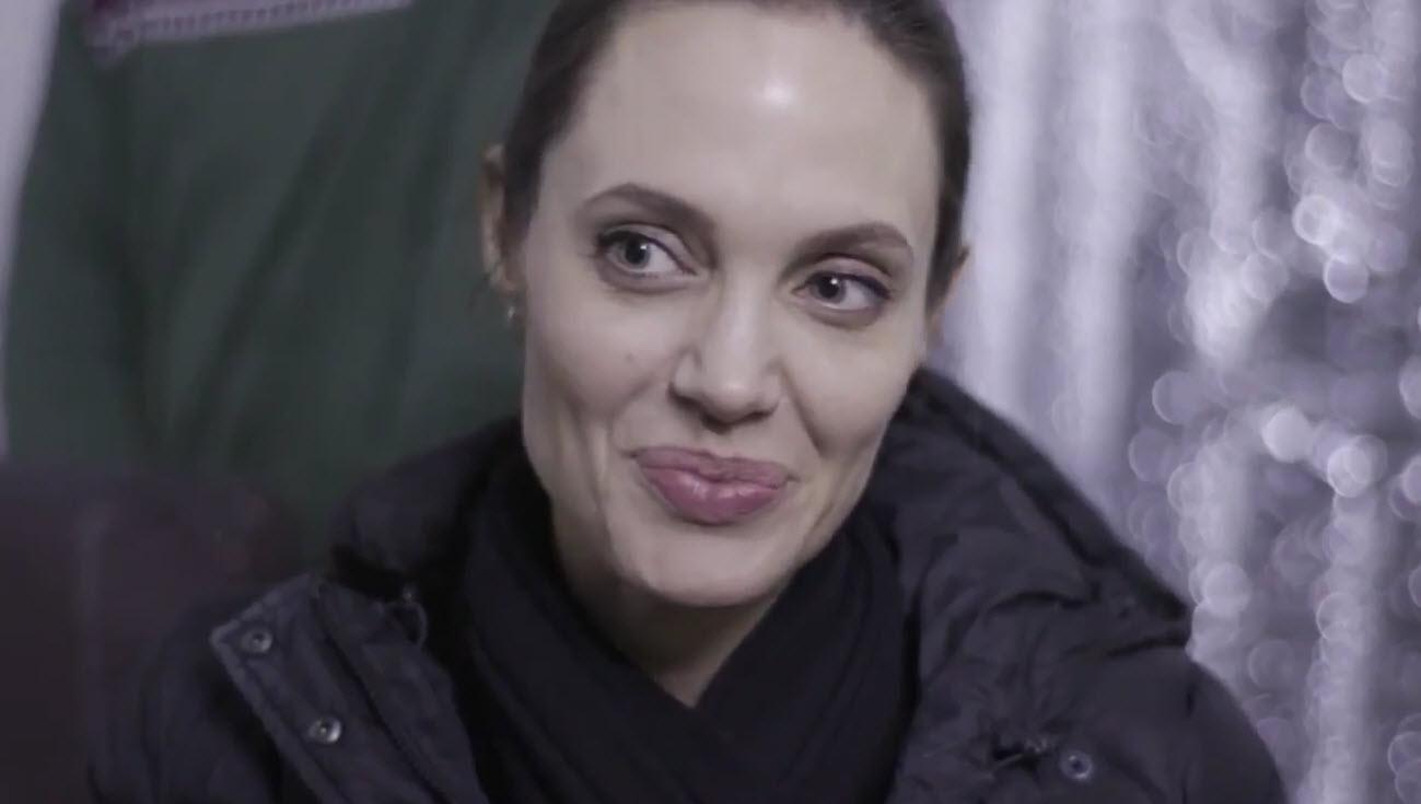Анджелина Джоли фото апрель 2016
