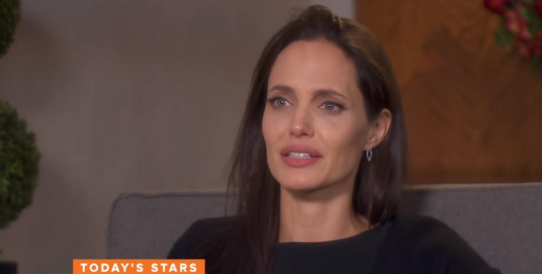 Анджелина Джоли фото 2016