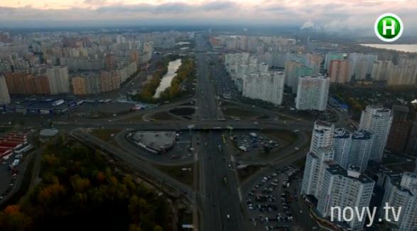 """28 серия """"Киев днем и ночью"""" от 22.04.2016"""