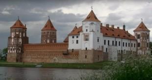 Фото Мирский Замок в Белоруссии