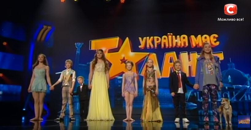 Україна має талант 23.04.2016 смотреть онлайн