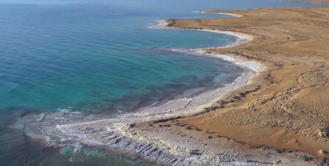2016 Уникальное Мёртвое море многим дарит исцеление