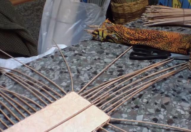 Техника плетения из газетных трубочек для начинающих