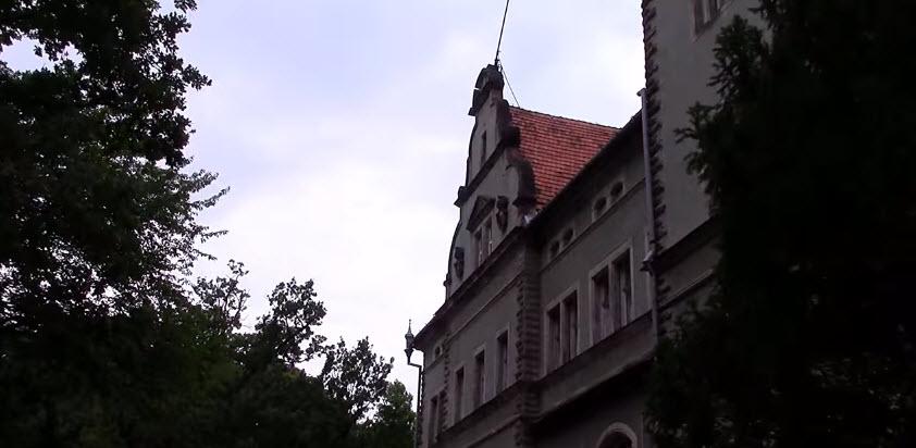 Романтика старины в карпатском замке «Шенборн»