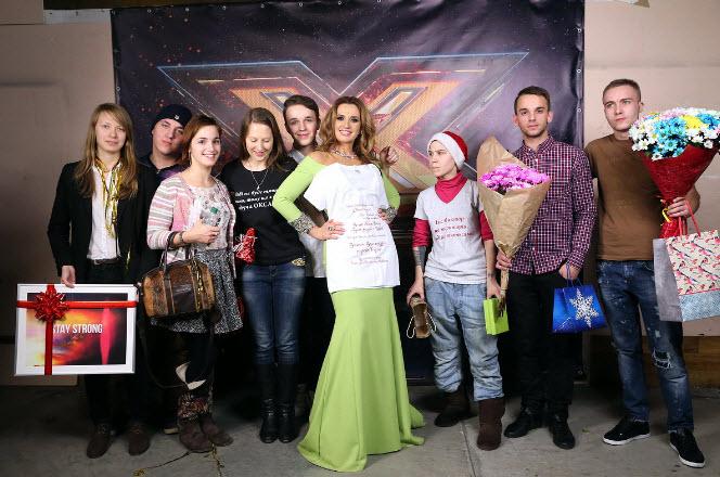 Оксана Марченко X фактор