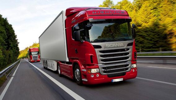 Перевозку грузов в настоящее время производят логистические компании