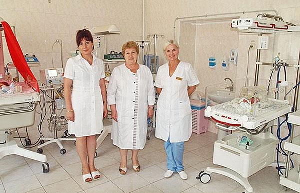 Одесситка родила пятеро детишек