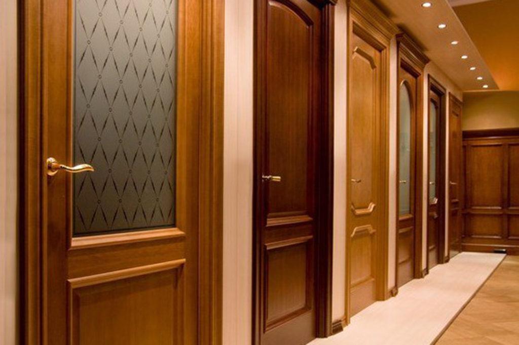 Мир ремонта двери межкомнатные