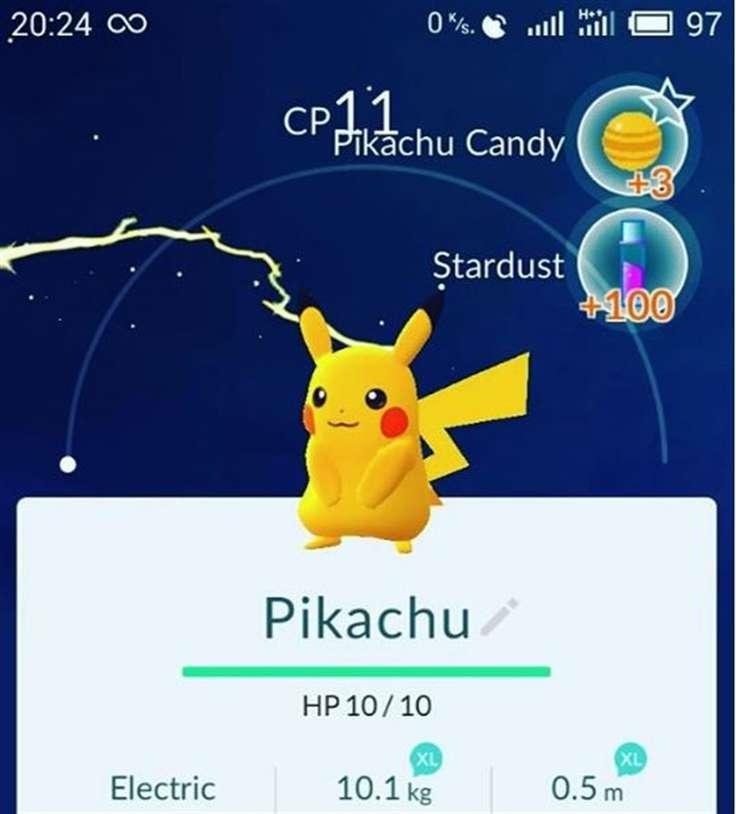 Новости игры Pokemon Go