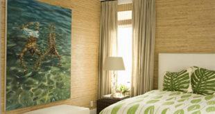 Бамбуковые обои - выбираем и клеим