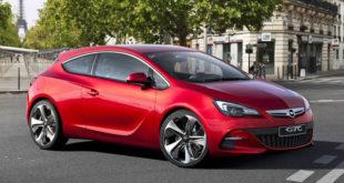 Снят гриф секретности с Opel Astra GTC