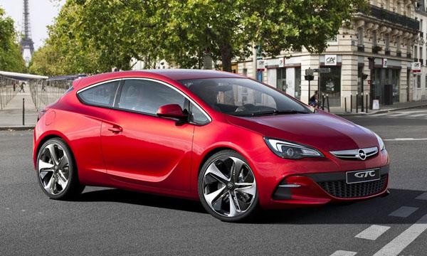 Снят гриф секретности с Opel Astra GTC avto-vaz.com