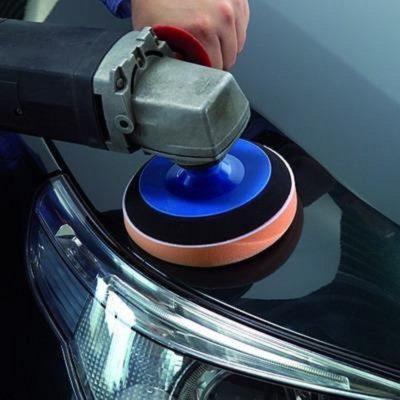 Как вернуть молодость вашему автомобилю применяя полироль