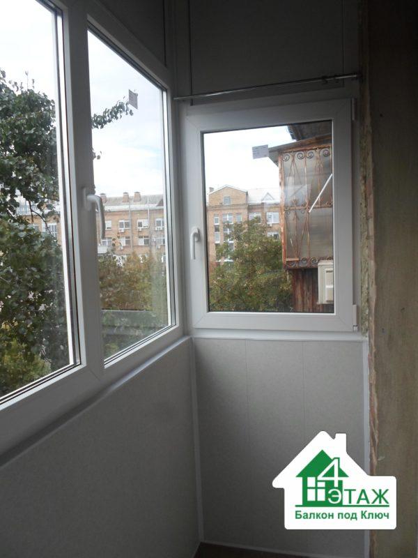 Остекление балкона, или как создать новую зону комфорта