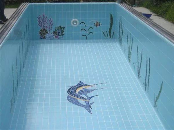 Характеристики материалов для строительства бассейнов