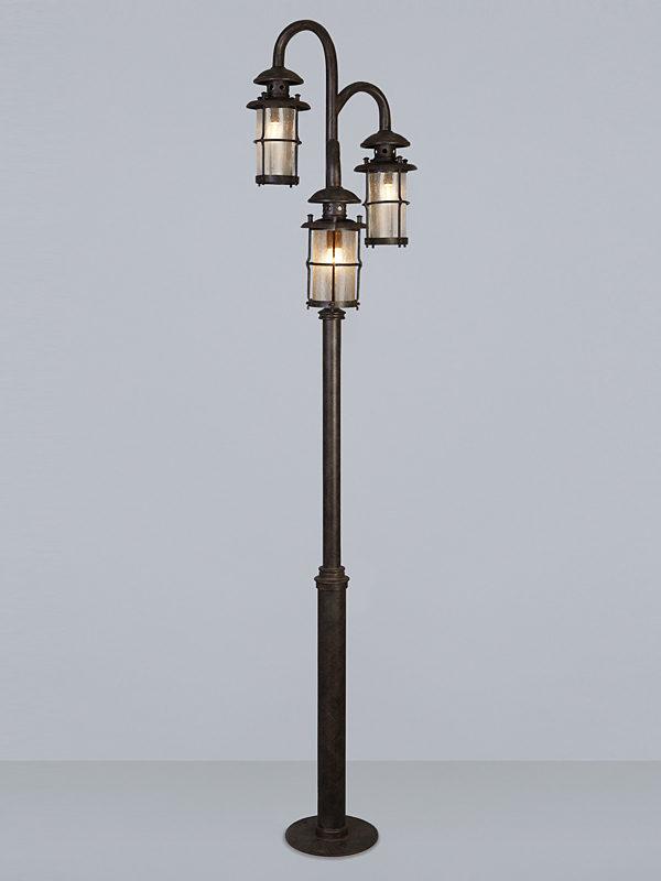 Металлические уличные светильники
