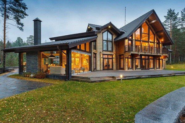 Проектирование и возведение деревянного дома