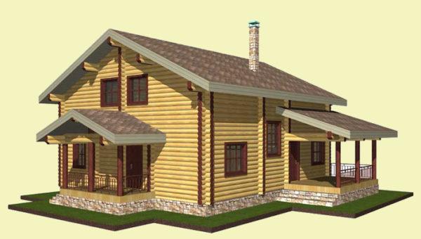 Важные советы по выбору проекта деревянного дома