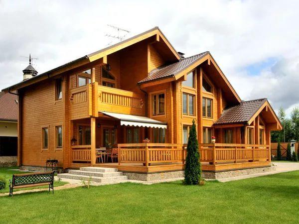 Специалисты, проектирующие деревянные дома