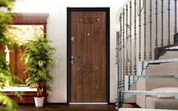 Металлические двери для надежной защиты дома