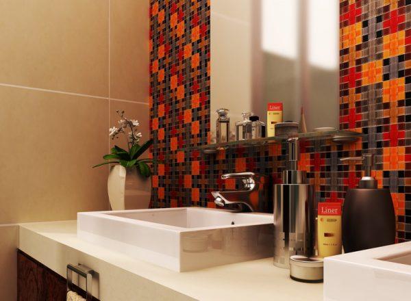 Традиционные материалы для облицовки ванной