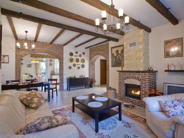 Внутренний дизайн интерьера дома