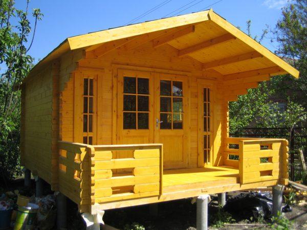 Стоимость летних домиков